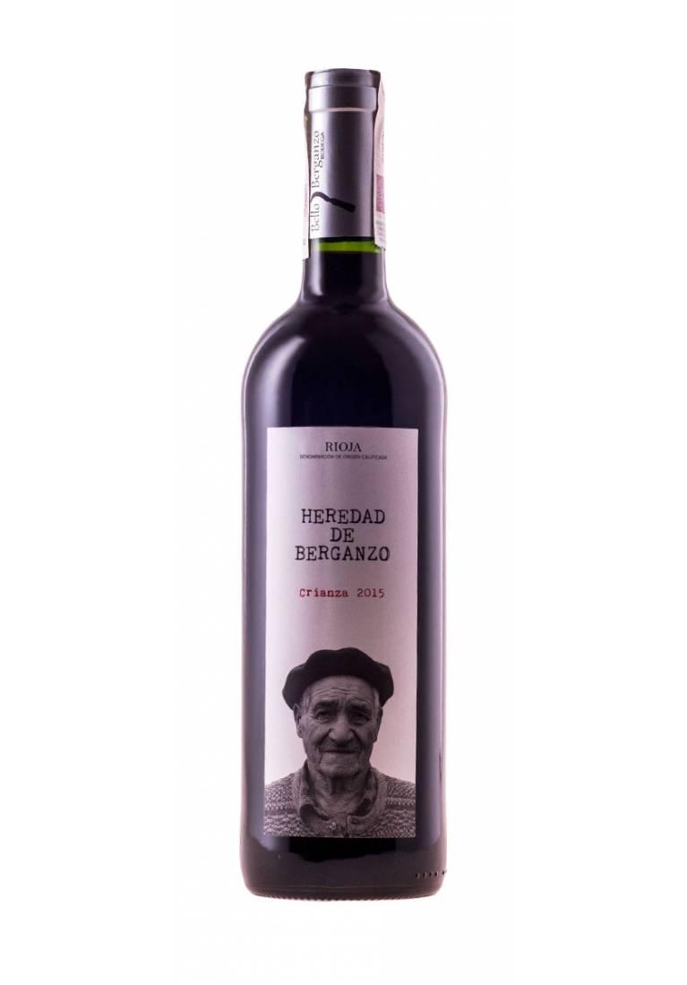 Crianza, 2015, Rioja, Bello Berganzo