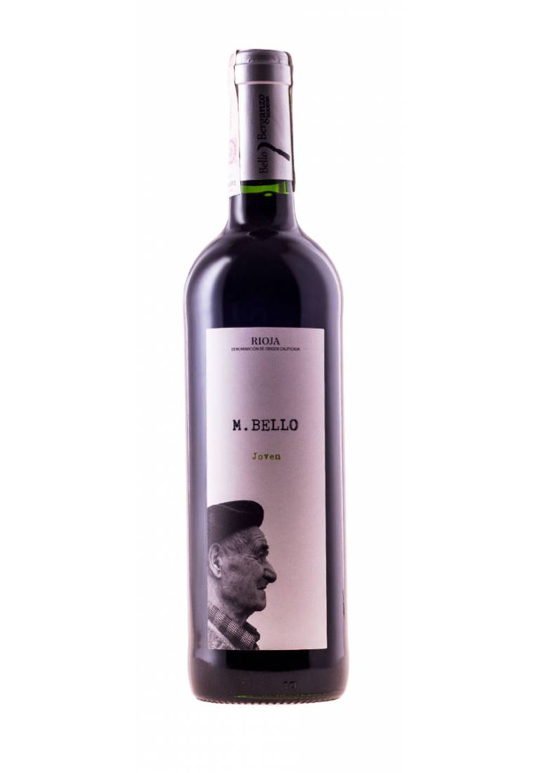 Joven, Red, 2017, Rioja, Bello Berganzo