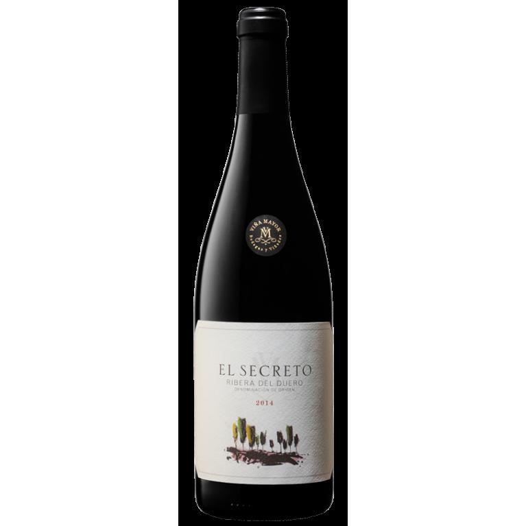 El Secreto, 2016, D.O. Ribera del Duero, Bodegas Vina Mayor