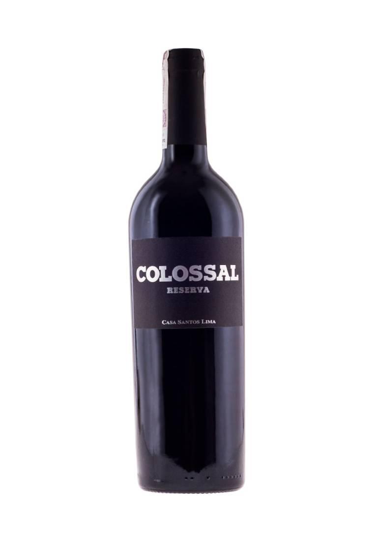 Colossal Reserva, 2015, Lisboa, Casa Santos Lima - wine-express.pl