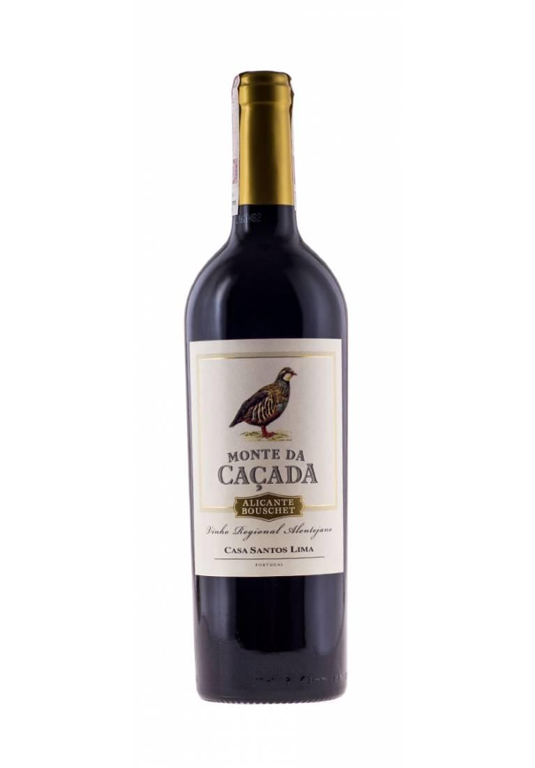 Monte da Cacada, Alicante Bouchet, 2014, Alentejano, Casa Santos Lima - wine-express.pl
