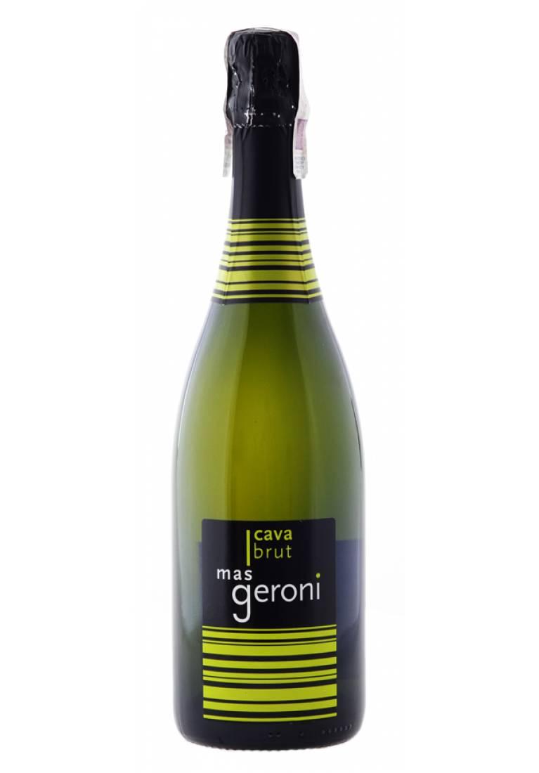 Cava Brut, Mas Geroni, Cellers de l Arboc - wine-express.pl