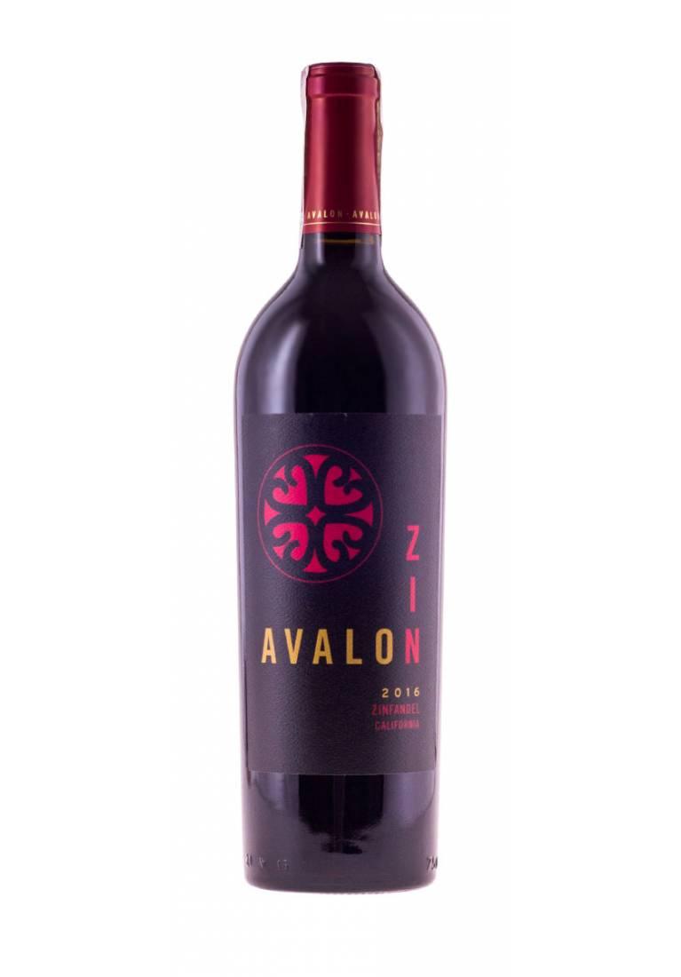 Zinfandel, 2016, Avalon Winery