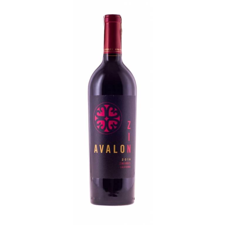 Zinfandel, 2016, California, Avalon Winery