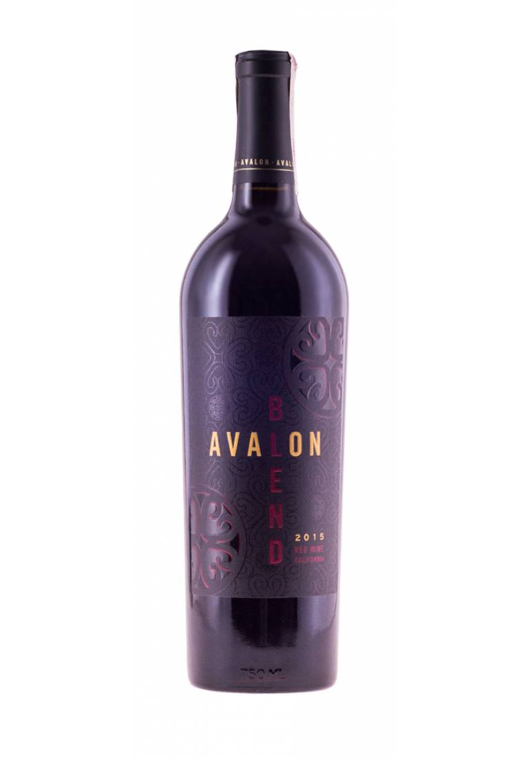 Blend red wine, 2015, Avalon Winery
