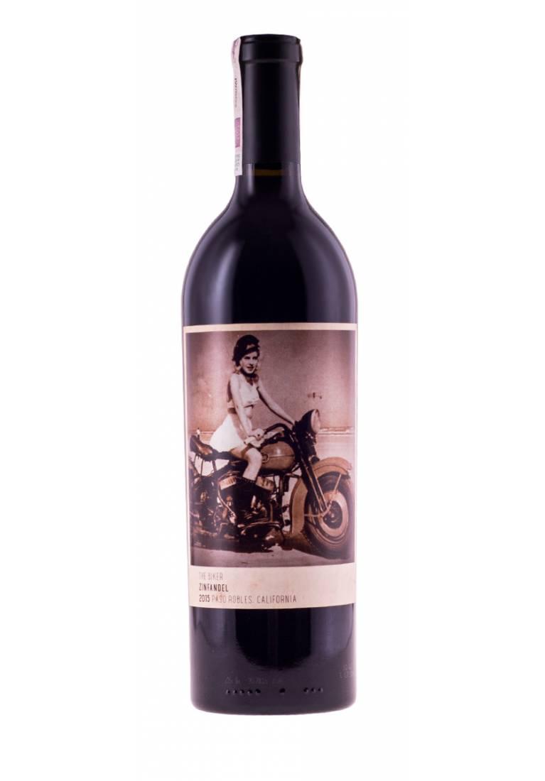 'The Biker', Zinfandel, 2015, Paso Robles, Four Vines