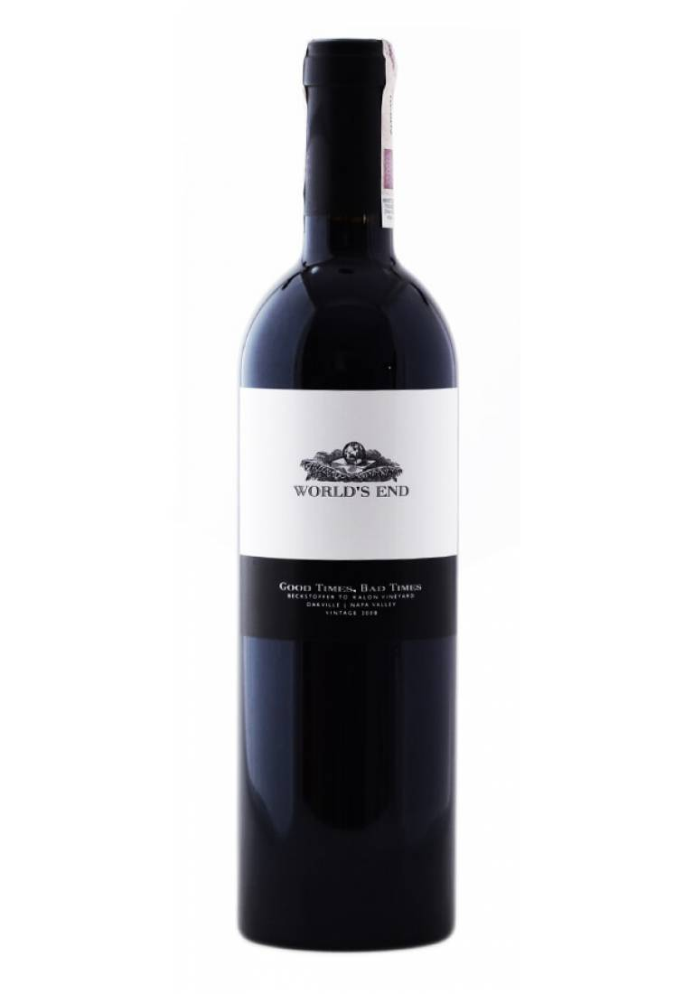 Good Times, Bad Times, 2014 (Led Zeppelin), Napa Valley, Worlds End - wine-express.pl