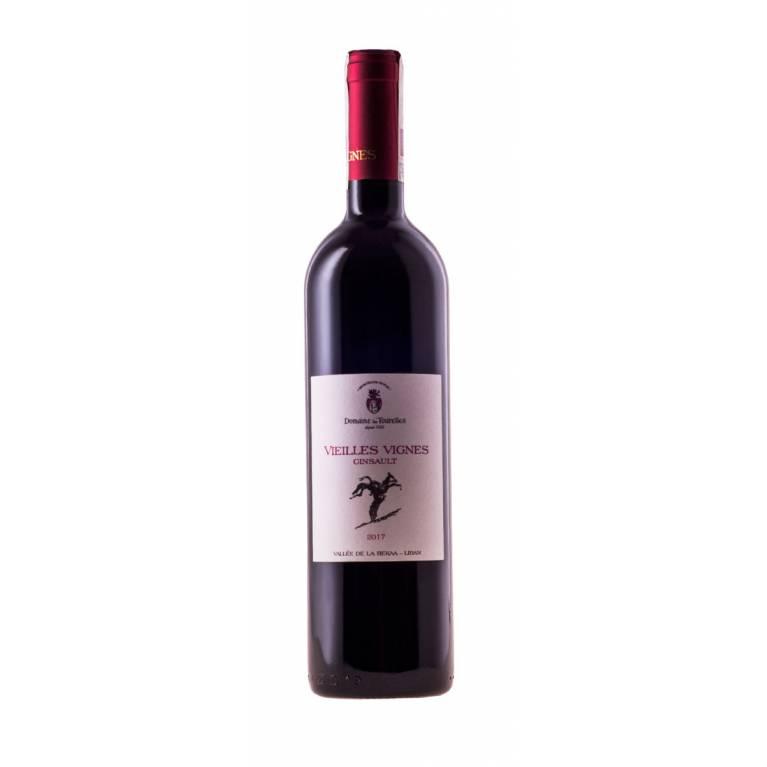 Specjalna oferta -20% Vieilles Vignes, Cinsault, 2017, Bekaa Valley, Domaine des Tourelles