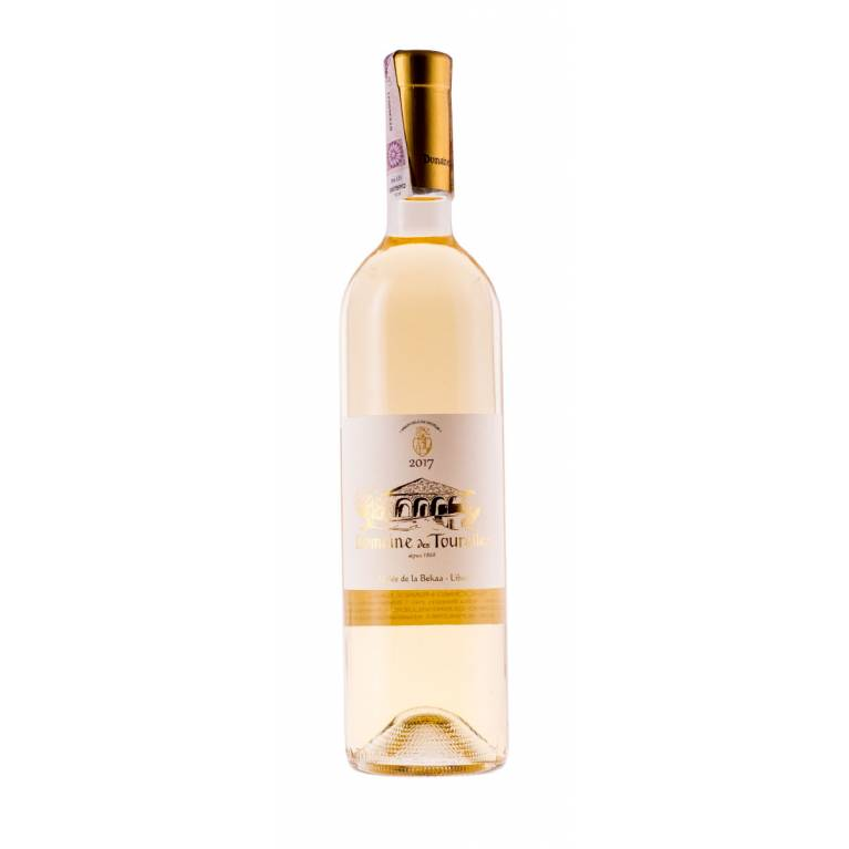 ZIMOWA WYPRZEDAŻ !!! Viognier/Chardonnay/Muscat, 2019, Bekaa Valley, Domaine des Tourelles