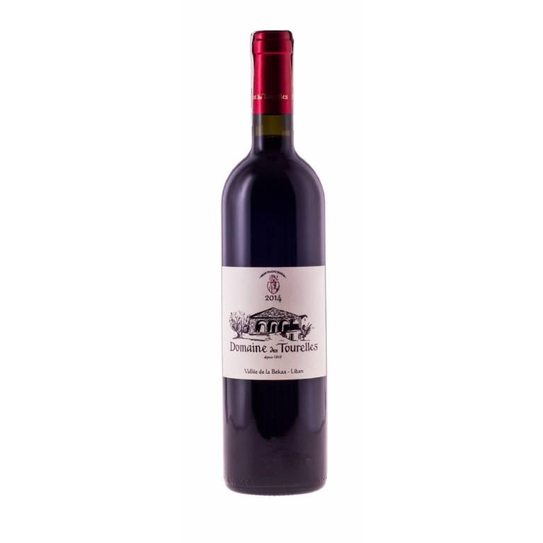 Specjalna oferta -20% Syrah/Cabernet Sauvignon, 2016, Bekaa Valley, Domaine des Tourelles