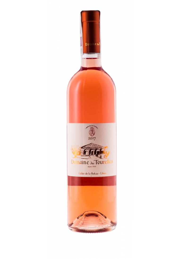 Syrah/Cabernet Sauvignon/Cinsault, 2018, Domaine des Tourelles - wine-express.pl