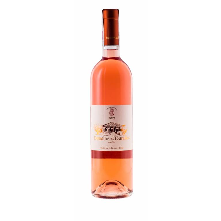 Specjalna oferta -20% Rose, 2018, Bekaa Valley, Domaine des Tourelles