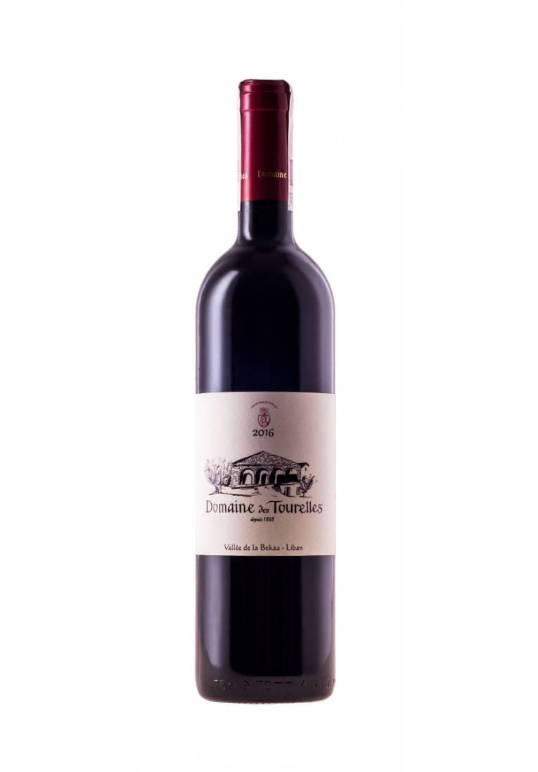 Syrah/Cabernet Sauvignon, 2018, Domaine des Tourelles - wine-express.pl