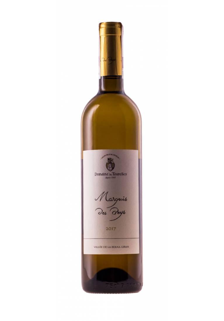 Chardonnay, Marquis des Beys, 2017/2018, Bekaa Valley, Domaine des Tourelles
