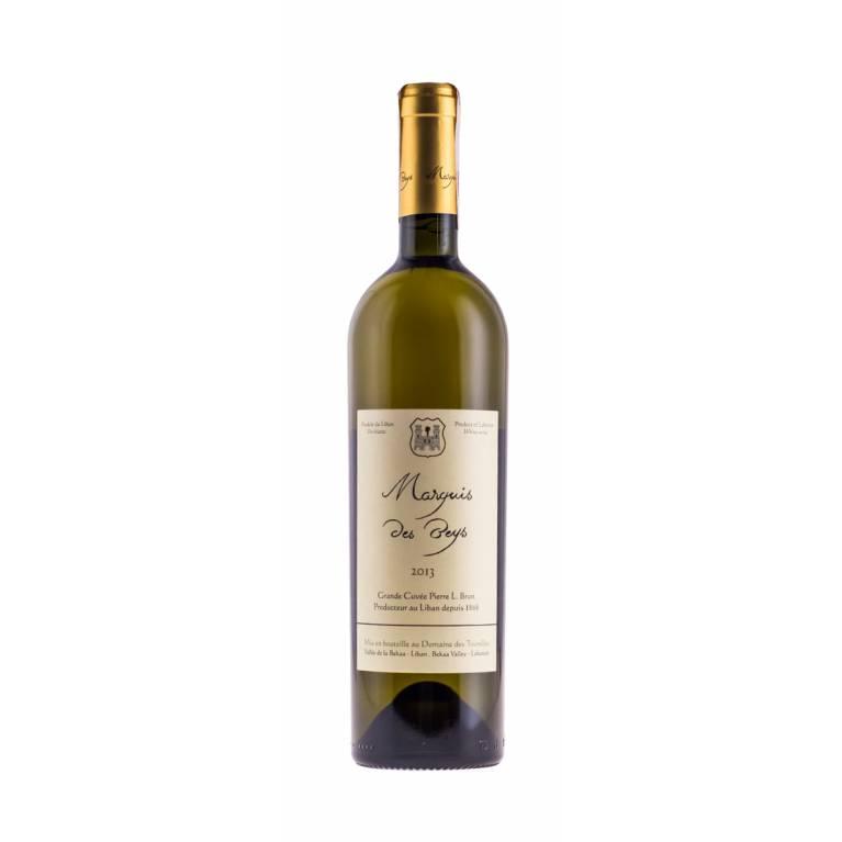 Chardonnay, Marquis des Beys, 2017, Bekaa Valley, Domaine des Tourelles