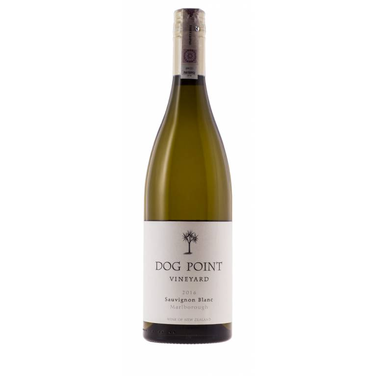 Sauvignon Blanc, 2017/2018, Marlborough, Dog Point