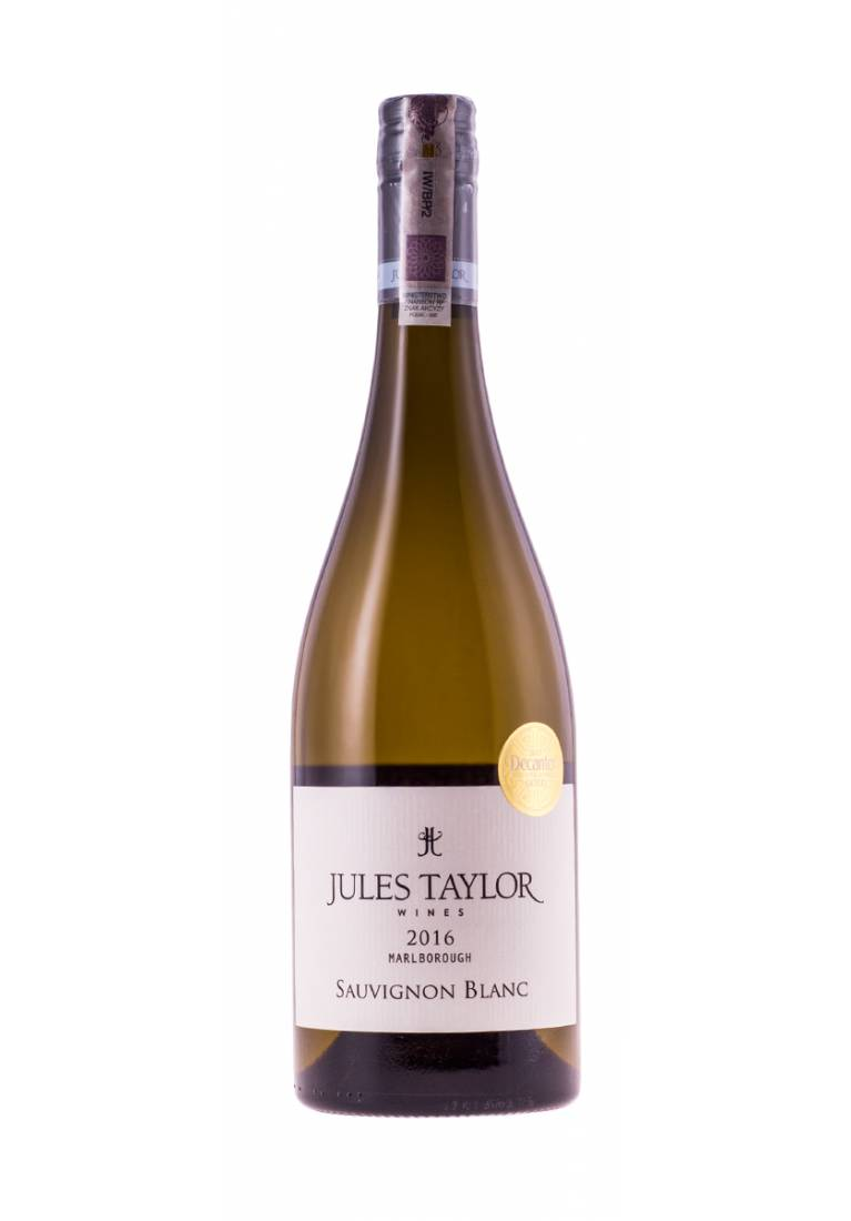 Sauvignon Blanc, Marlborough, 2018, Jules Taylor - wine-express.pl