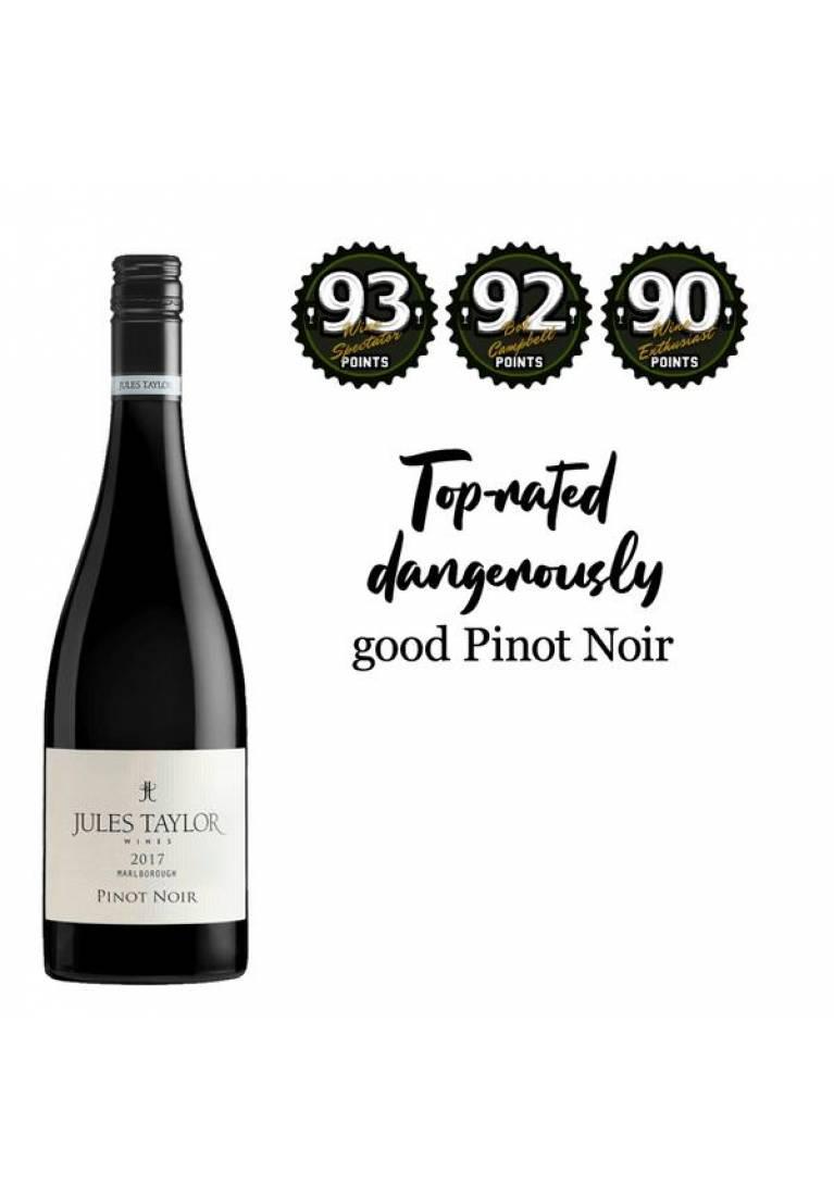 Pinot Noir, 2016, Marlborough, Jules Taylor - wine-express.pl