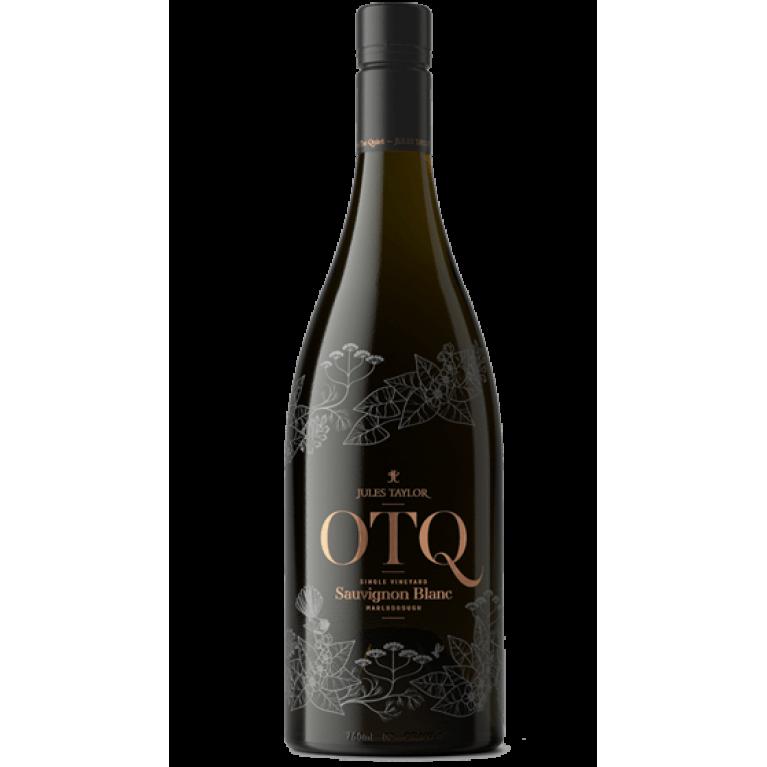OTQ Sauvignon Blanc, 2018, Marlborough, Jules Taylor
