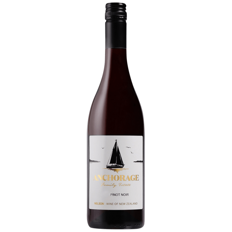 Pinot Noir, 2019, Nelson, Anchorage Family Estate