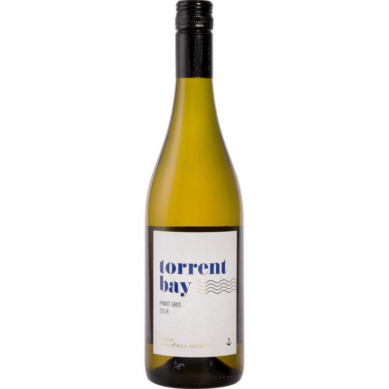 Pinot Gris, 2019, Nelson, Torrent Bay