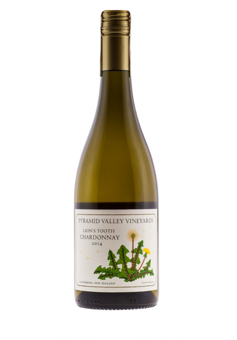 Lion s Tooth, Chardonnay, 2014, Home Collection, Canterbury, Pyramid Valley Vineyards - wine-express.pl