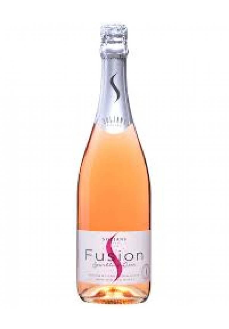 Fusion, Sparkling Rose, NV, Soljans Estate