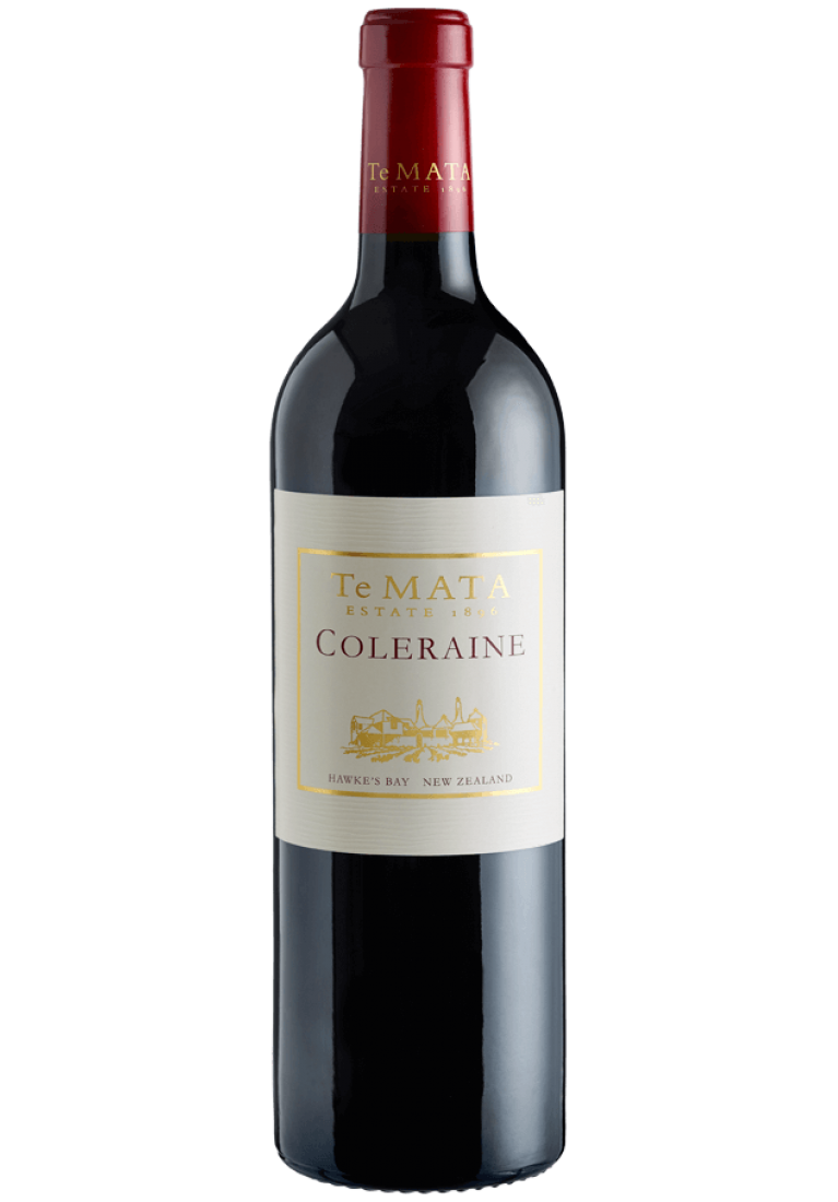 Cabernet Sauvignon/Merlot/Cabernet Franc, Coleraine, 2014, Hawke s Bay, Te Mata Estate - wine-express.pl