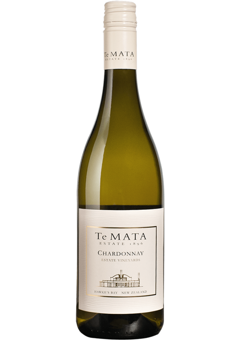 Chardonnay, Estate Vineyards, 2016, Hawke s Bay, Te Mata Estate - wine-express.pl