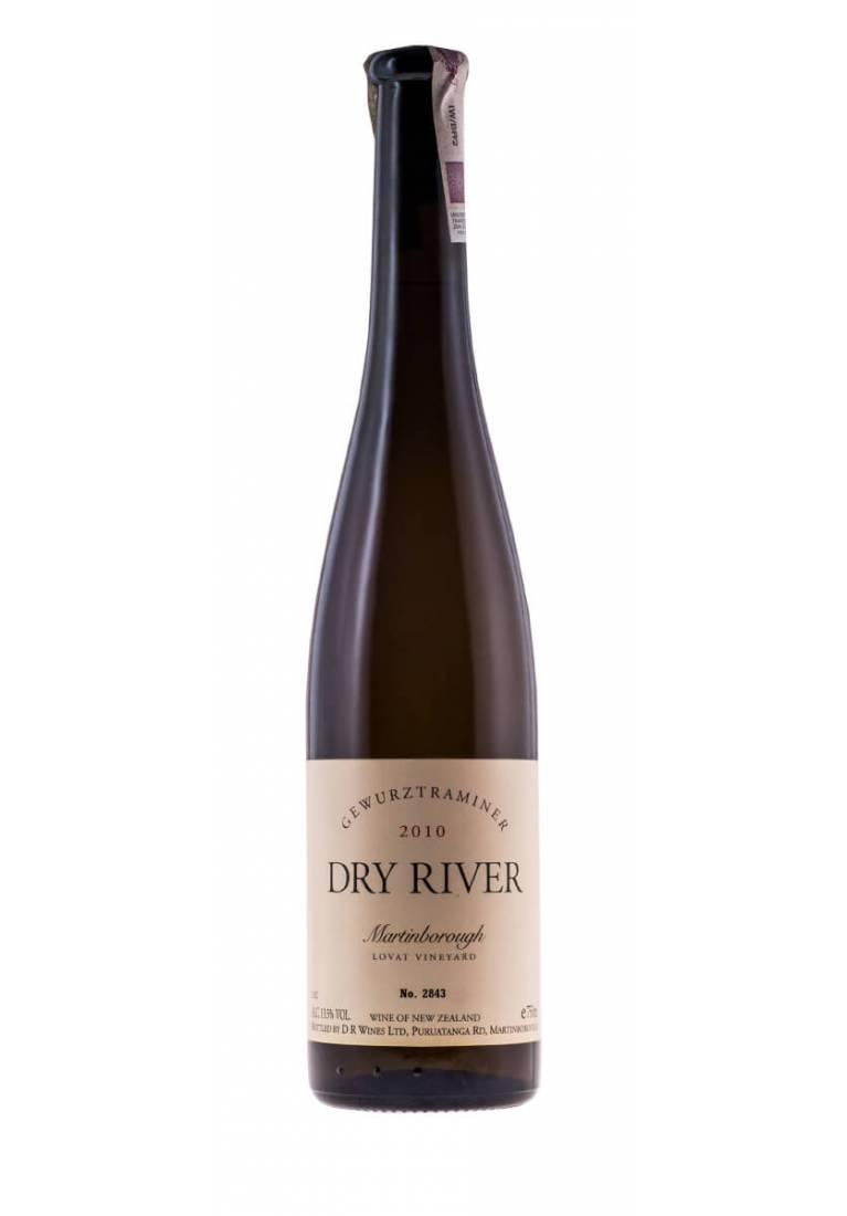 Gewurztraminer, Lovat Vineyard, 2010, Martinborough, Dry River - wine-express.pl