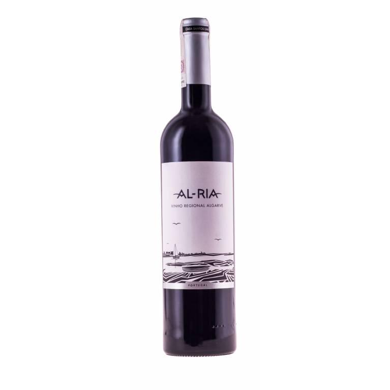 12 butelek Al-Ria, 2018, Algarve, Casa Santos Lima, Portugalia + DARMOWA DOSTAWA