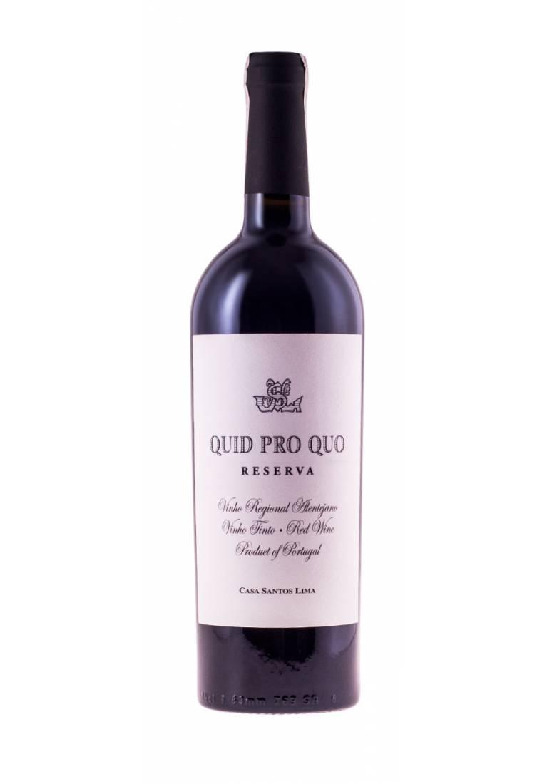 Quid Pro Quo, 2015, Alentejano, Casa Santos Lima
