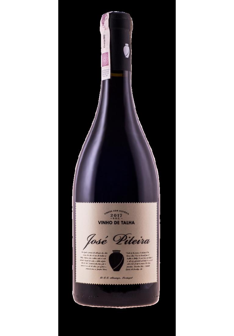 Jose Piteira, Vinho de Talha, 2017, D.O.C. Alentejo, Encostas d'Alqueva