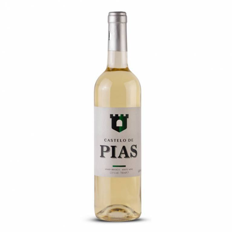ZIMOWA WYPRZEDAŻ !!! Castelo de Pias, branco, 2019, Alentejo, Encostas d'Alqueva