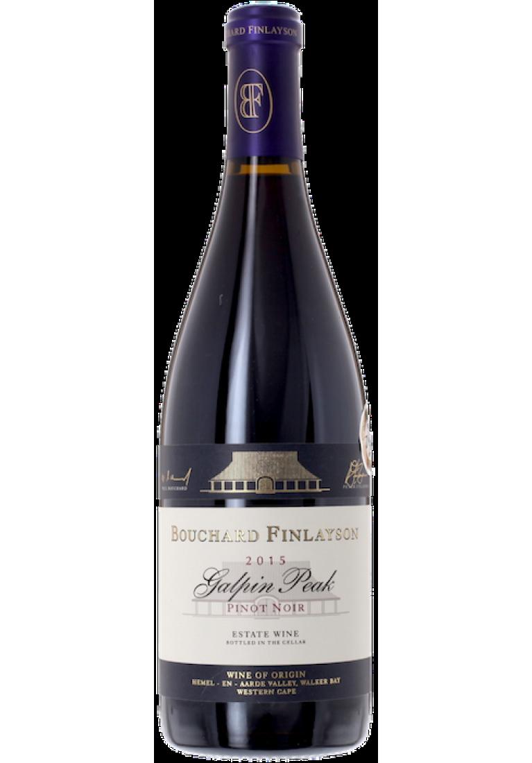 Pinot Noir, Galpin Peak, 2011, Bouchard Finlayson - wine-express.pl