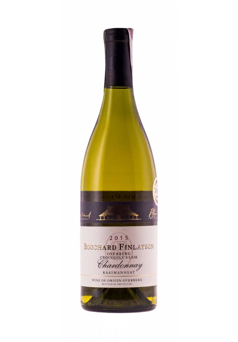 Chardonnay, Crocodile's Lair, 2018, Bouchard Finlayson - wine-express.pl