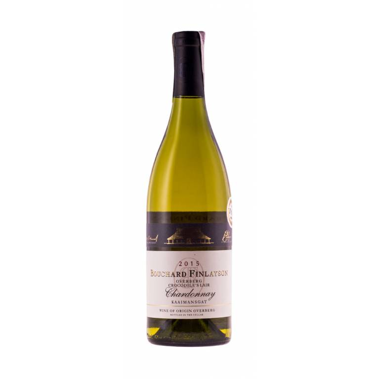 Chardonnay, Crocodile's Lair, 2016, Bouchard Finlayson