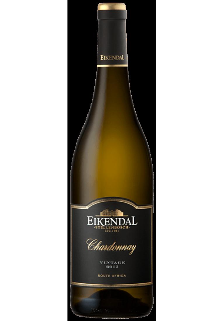 Chardonnay, 2015, Stellenbosch, Eikendal - wine-express.pl