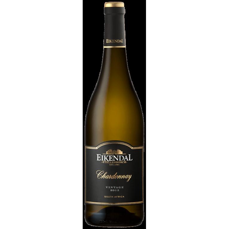 Chardonnay, 2015, Stellenbosch, Eikendal