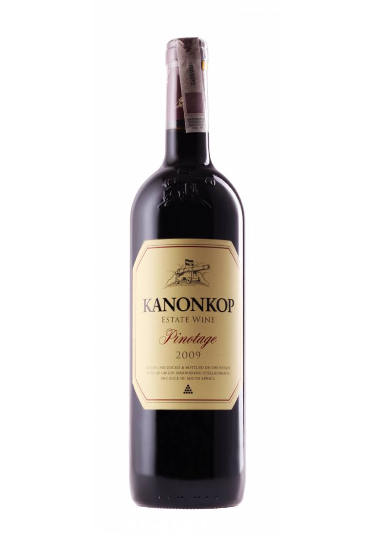 Pinotage, 2016, Stellenosch, Kanonkop Estate - wine-express.pl