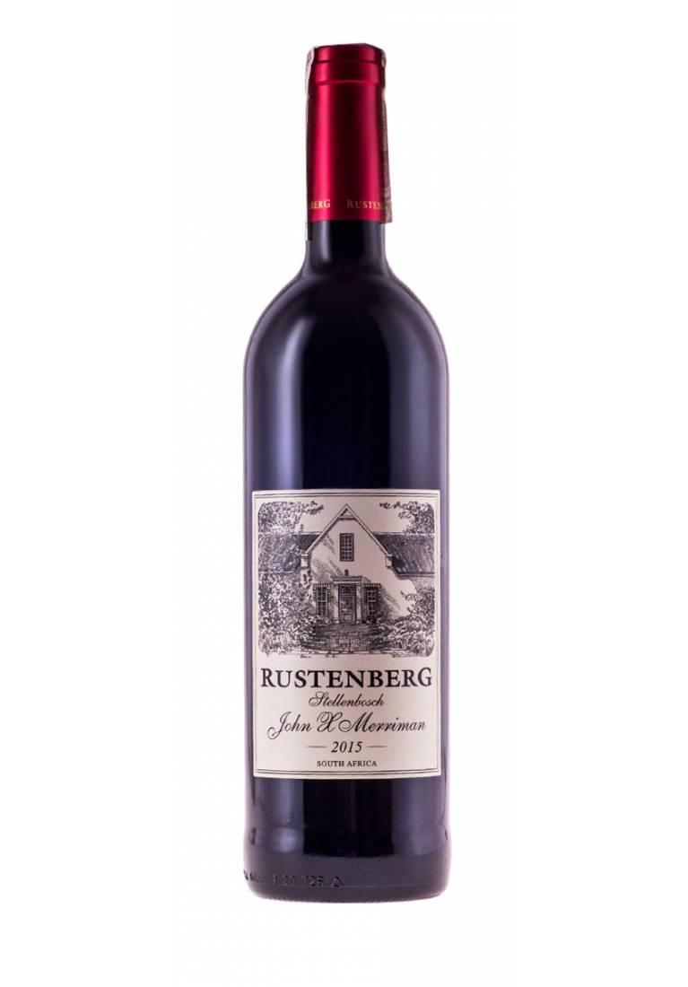John X Merriman, Stellenbosch, 2016, Rustenberg - wine-express.pl