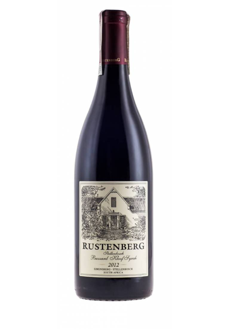 Buzzard Kloof Syrah, Stellenbosch, 2015, Rustenberg - wine-express.pl