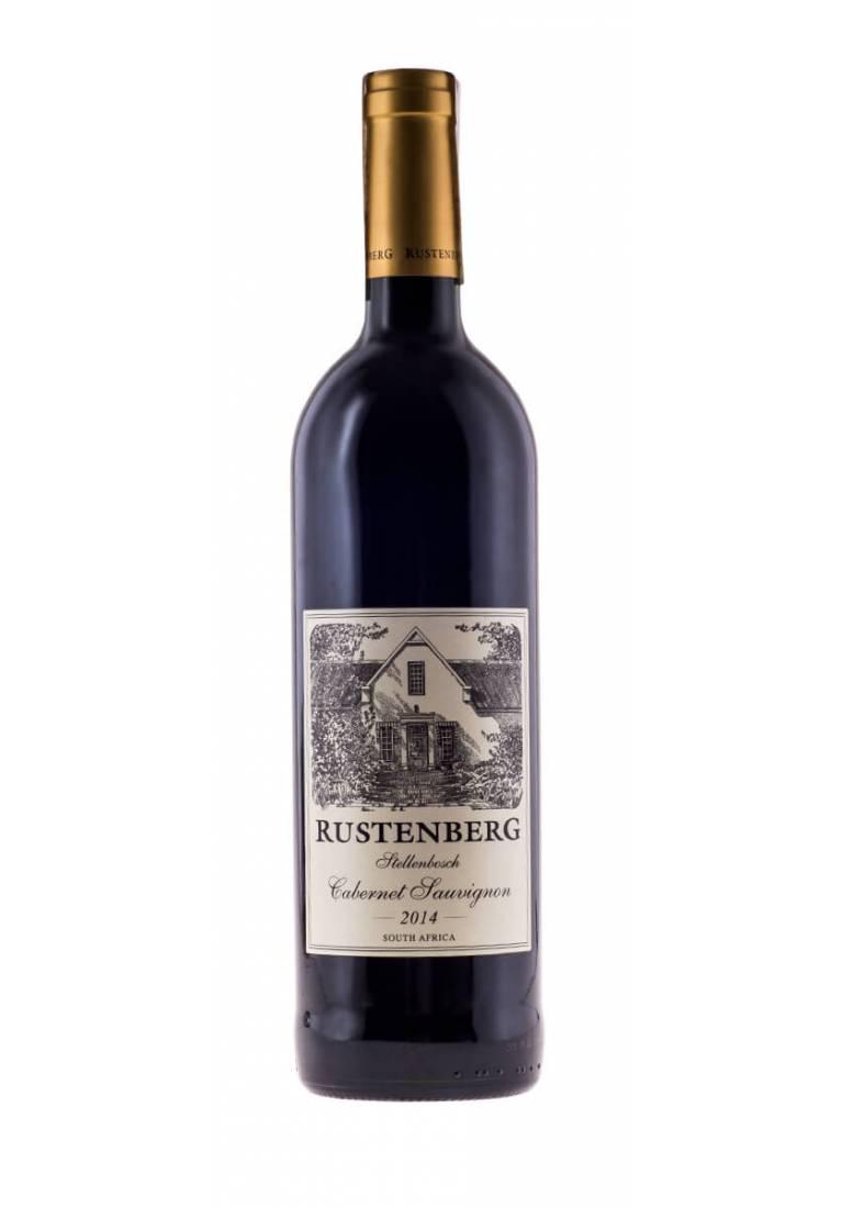 Cabernet Sauvignon, 2014, Stellenbosch, Rustenberg - wine-express.pl