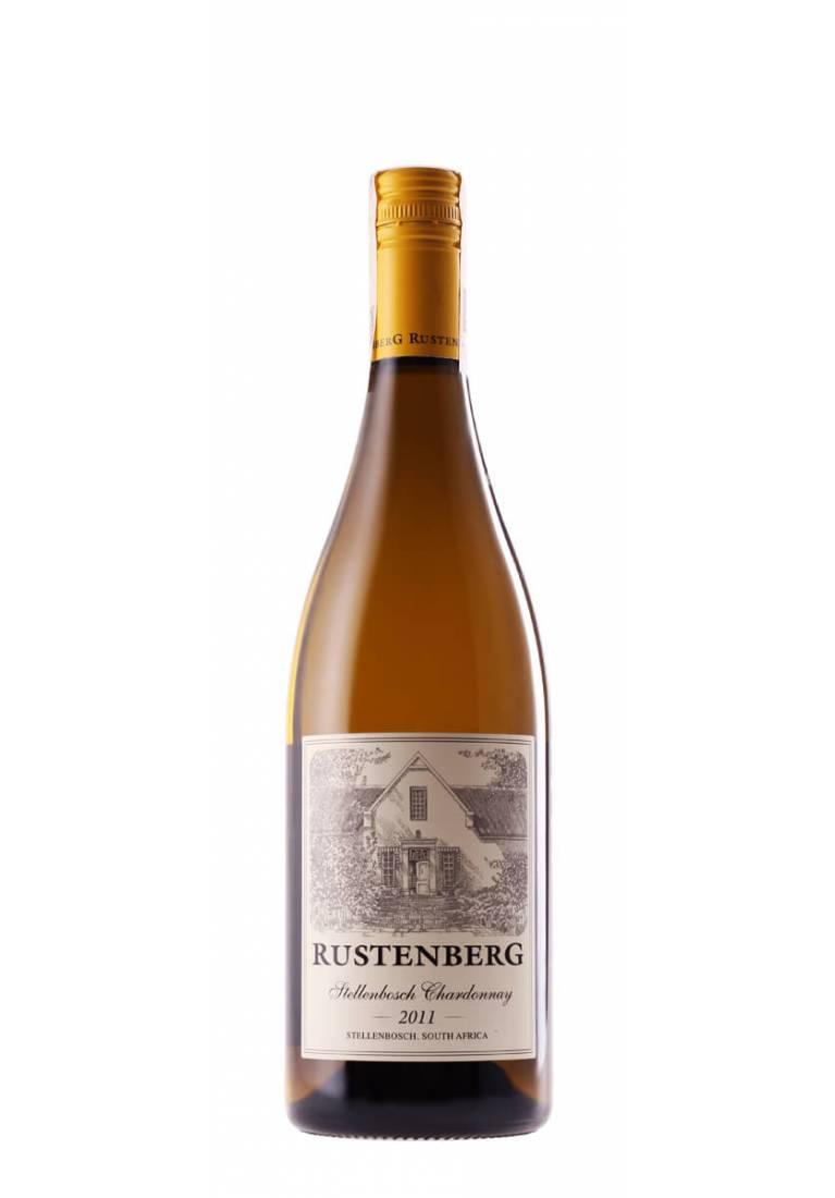 Chardonnay, Stellenbosch, 2020, Rustenberg - wine-express.pl