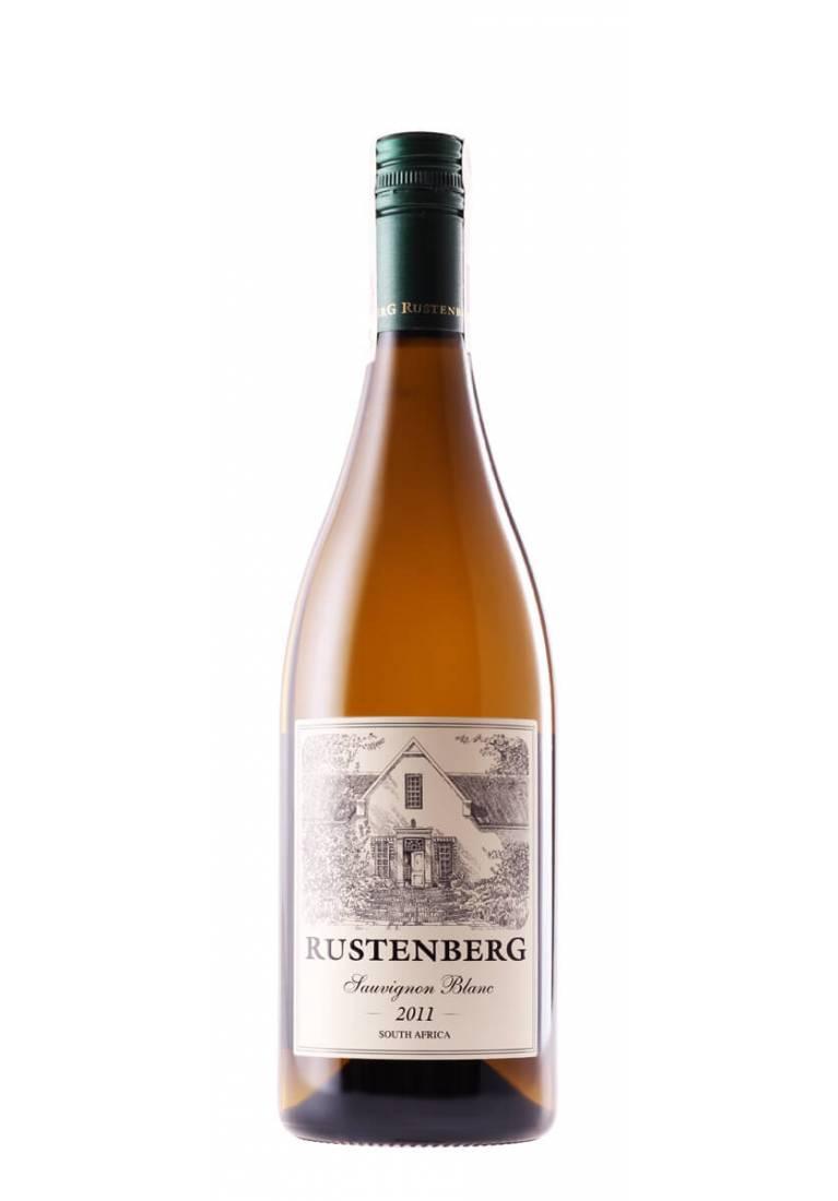 Sauvignon Blanc, Stellenbosch, 2019, Rustenberg - wine-express.pl