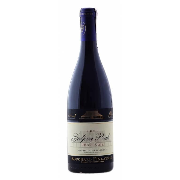 Pinot Noir, Galpin Peak, 2011, Walker Bay, Bouchard Finlayson