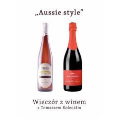 """Wieczór z winem : """"Aussie style"""" - 24.11.2020"""