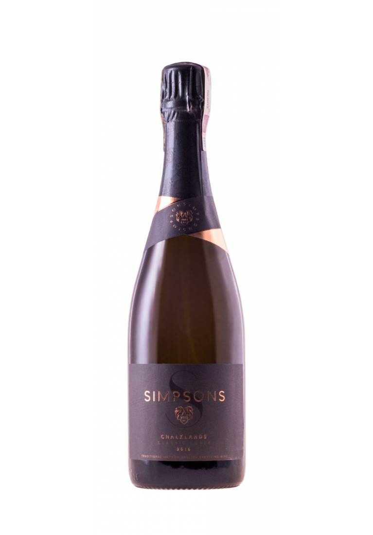 Chalklands, Classic Cuvee, Brut, 2016, Simpsons Wine Estate