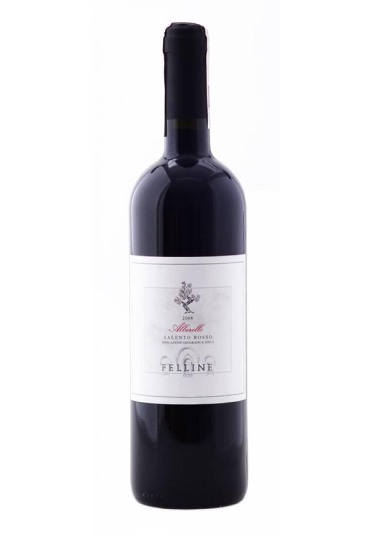 Alberello, Salento Rosso, 2015, Accademia dei Racemi - wine-express.pl