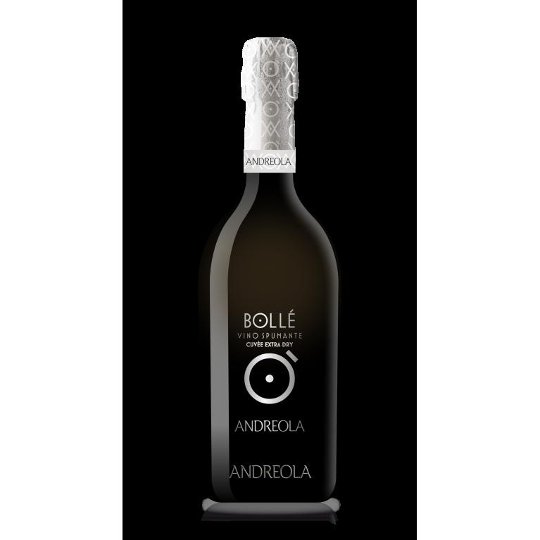 Bollé, Vino Spumante, Cuvee Extra Dry, Trevisto, Andreola
